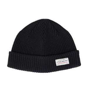 와일드브릭스MARINE WATCH CAP (black)