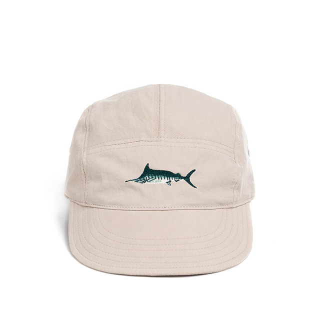 와일드브릭스SAILFISH CAMP CAP (beige)