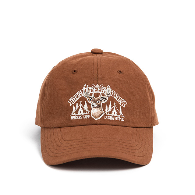와일드브릭스CT REINDEER CAP (orange)